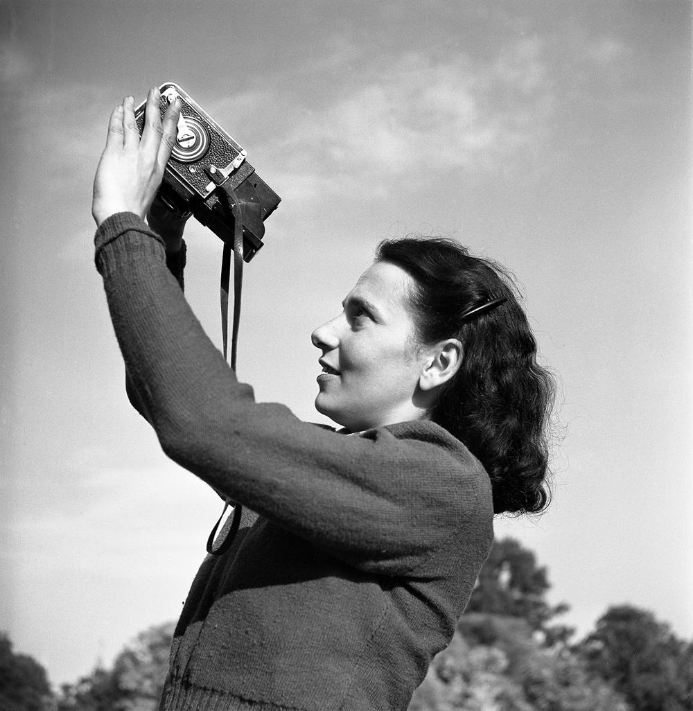 Maria Austria, 1946. Photo Henk Jonker © MAI, Amsterdam